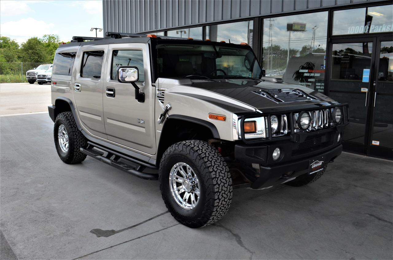2005 HUMMER H2 Knoxville TN
