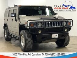 2005_HUMMER_H2_4WD AUTOMATIC LEATHER HEATED SEATS BOSE SOUND RUNNING BOARDS TOWING HITCH_ Carrollton TX