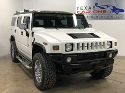 2005_HUMMER_H2_4WD AUTOMATIC SUNROOF LEATHER HEATED SEATS BOSE SOUND RUNNING BO_ Carrollton TX