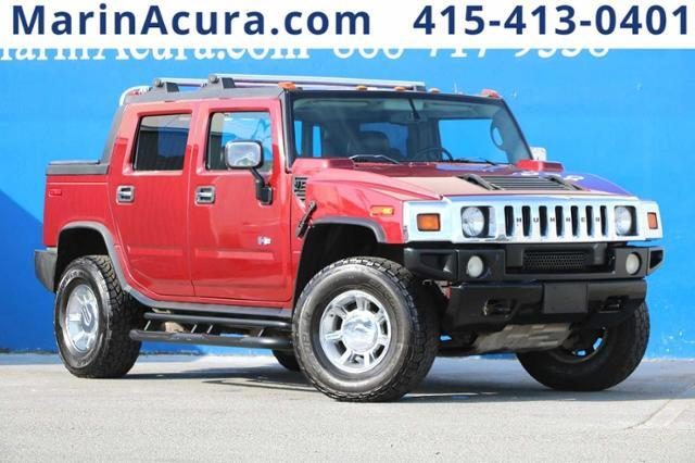 2005 HUMMER H2 4dr Wgn SUT Corte Madera CA