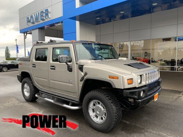 2005 HUMMER H2 SUT Corvallis OR