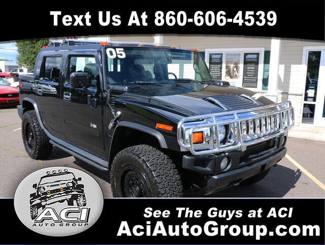 2005 HUMMER H2 SUT East Windsor CT