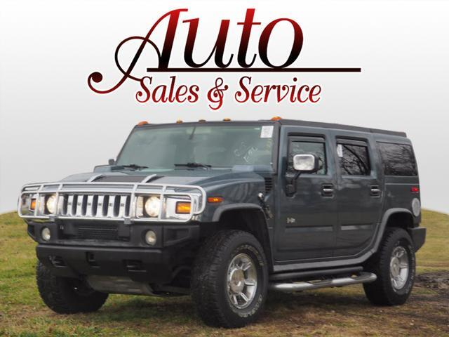 2005 HUMMER H2 SUV Indianapolis IN