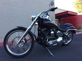 Harley Davidson Deuce FXSTDI 2005