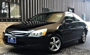 2005 Honda Accord Cpe EX Coupe with Leather and Navigation System and XM