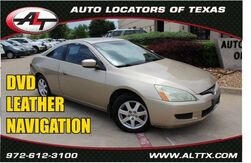 2005_Honda_Accord Cpe_EX-L V6 with NAVI_ Plano TX