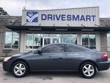 Honda Accord EX Coupe AT with Leather and XM Radio 2005