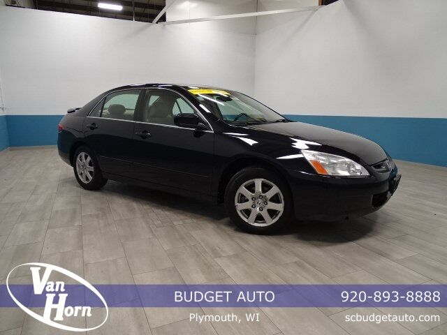 2005 Honda Accord EX-L Plymouth WI