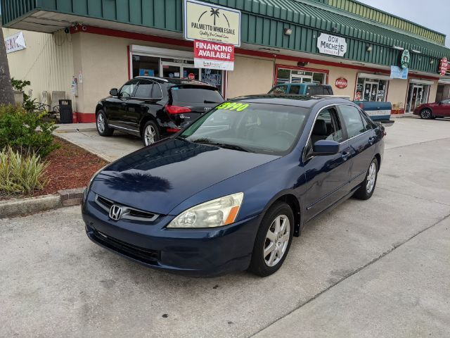 2005 Honda Accord EX V-6 Sedan AT with XM Radio Hardeeville SC