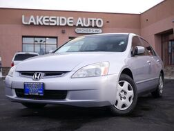 2005_Honda_Accord_LX Sedan AT_ Colorado Springs CO