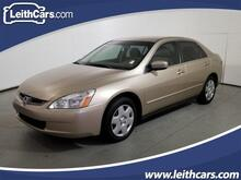 2005_Honda_Accord_LX V6 AT_ Raleigh NC