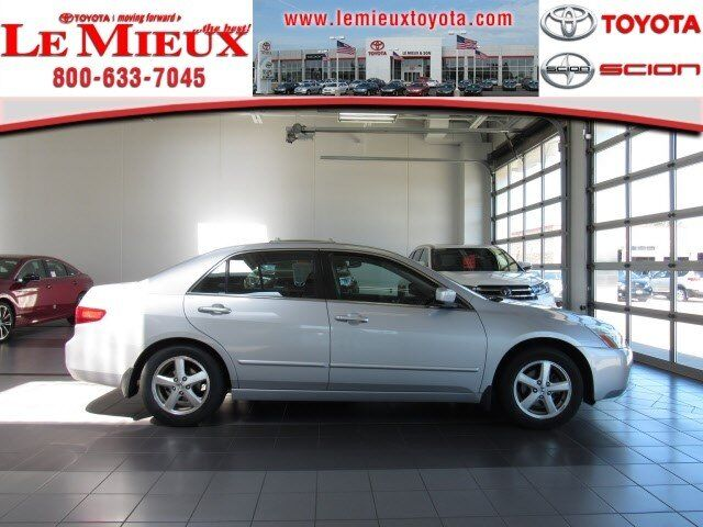 2005 Honda Accord Sdn EX Green Bay WI