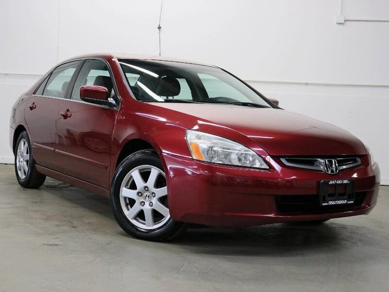 2005 Honda Accord Sdn EX-L V6 **1 OWNER!** Schaumburg IL