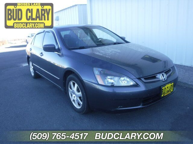2005 Honda Accord Sdn EX-L V6 with NAVI