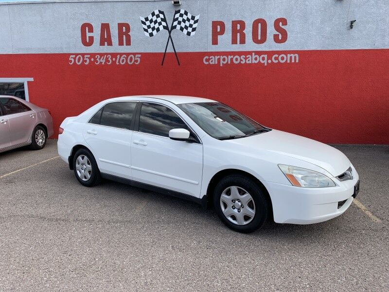 2005 Honda Accord Sdn LX Albuquerque NM