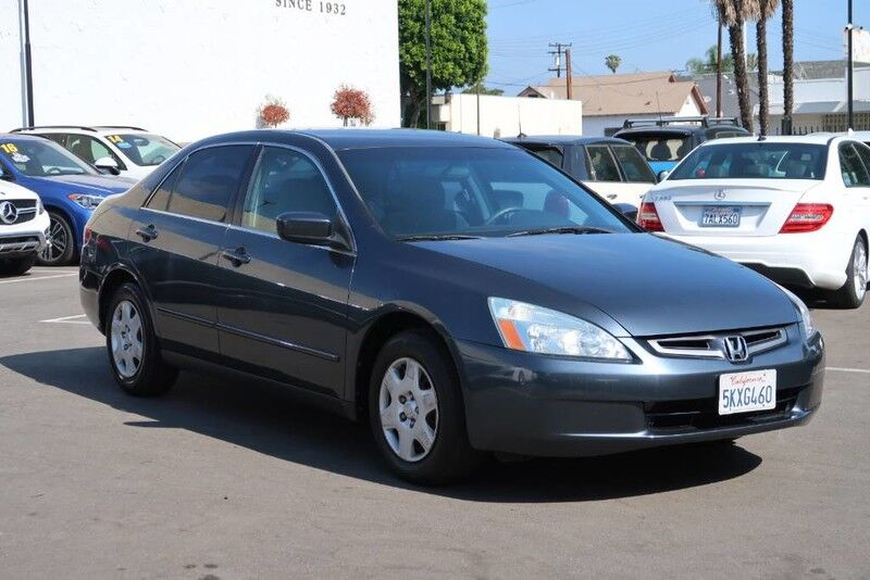 2005 Honda Accord Sdn LX
