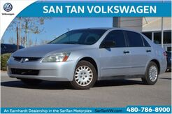 2005_Honda_Accord Sedan_DX_ Gilbert AZ