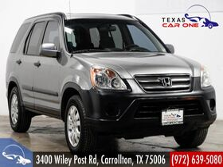 2005_Honda_CR-V_EX_ Carrollton TX