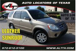 2005_Honda_CR-V_EX SE with LEATHER and SUNROOF_ Plano TX