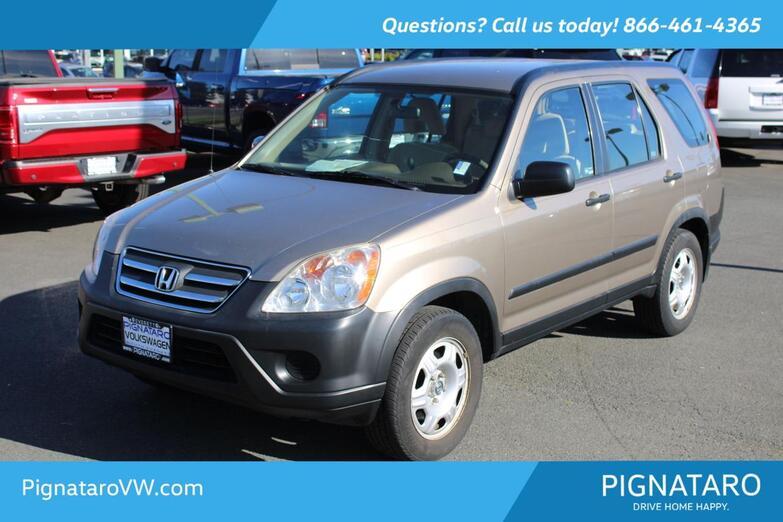 2005 Honda CR-V LX Everett WA
