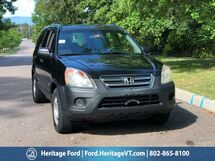 2005 Honda CR-V LX South Burlington VT