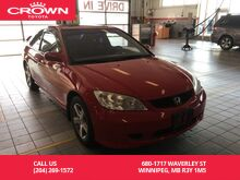 2005_Honda_Civic Cpe_2dr Si-G Manual / Low Kms / Great Value / Rare Find_ Winnipeg MB