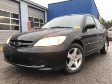 2005_Honda_Civic_EX Special Edition_ Raleigh NC