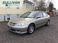 2005_Honda_Civic_EX sedan AT_ Woodbine NJ