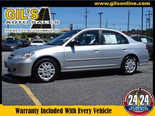 2005_Honda_Civic_LX_ Columbus GA