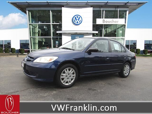 2005 Honda Civic LX Franklin WI