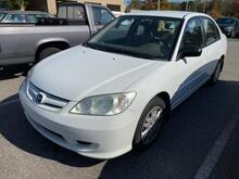 2005_Honda_Civic_LX_ Raleigh NC