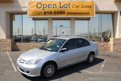 2005_Honda_Civic_LX sedan_ Las Vegas NV