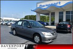 2005_Honda_Civic Sdn_VP AT_ Rocky Mount NC