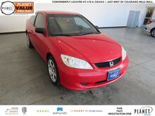 2005 Honda Civic VP Golden CO