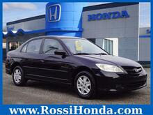 2005_Honda_Civic_Value Package_ Vineland NJ