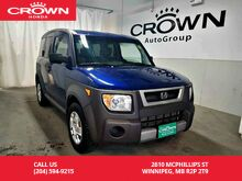 2005_Honda_Element_4dr 2WD Manual***2019 BLOW OUT SALE***_ Winnipeg MB