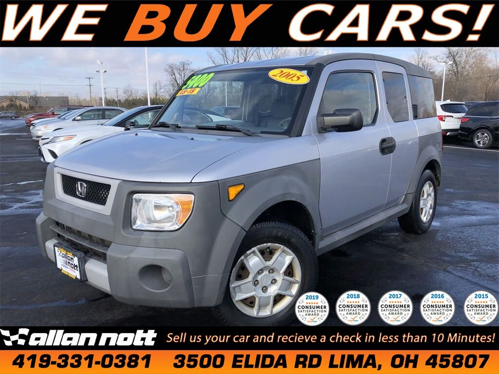 2005 Honda Element LX Lima OH
