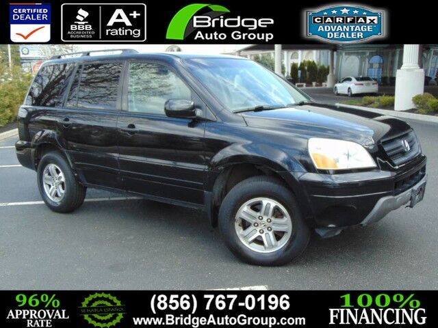 2005 Honda Pilot EX-L with RES Berlin NJ