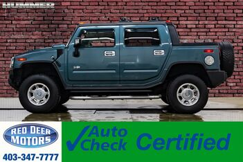 2005_Hummer_H2_SUT 4x4 Luxury Edition Leather Roof_ Red Deer AB