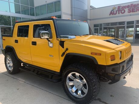 2005_Hummer_H2 SUT_Base_ Euless TX