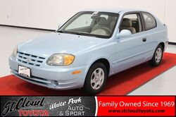 2005_Hyundai_Accent_GLS_ St. Cloud MN