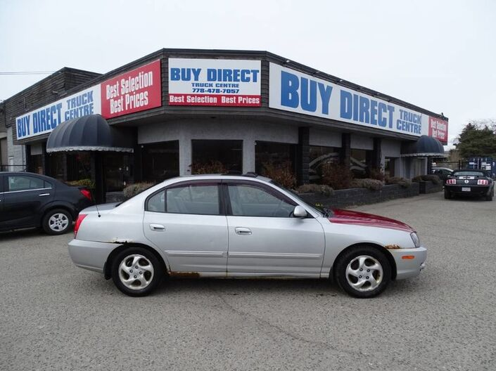 2005 Hyundai Elantra SE Sunroof, Power seats, windows and locks, Great First Vehicle Kelowna BC