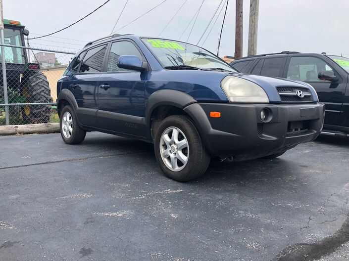 2005 Hyundai Tucson GLS Richmond KY