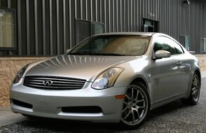 2005 INFINITI G35 Coupe Sport Package
