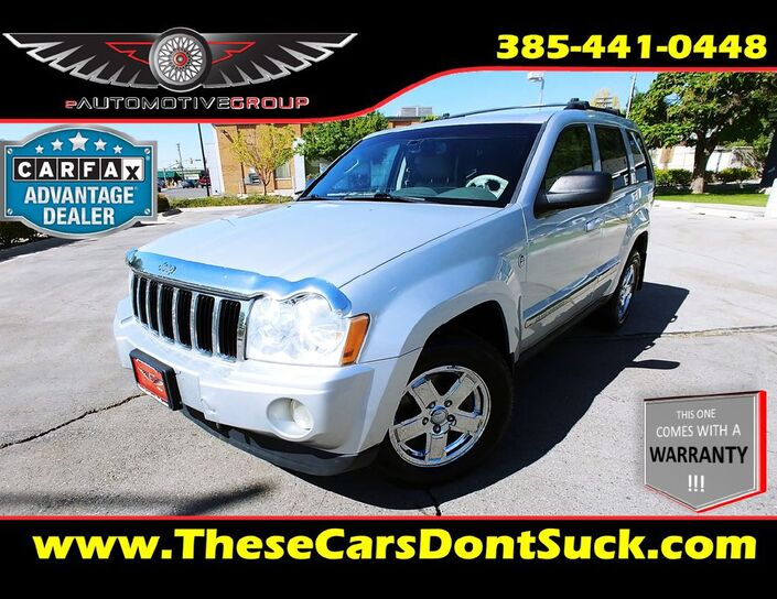 2005 JEEP GRAND CHEROKEE LIMITED Sandy UT