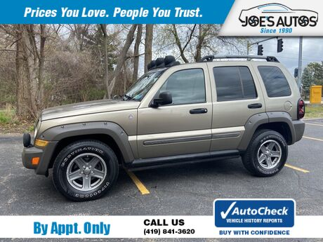 2005 JEEP LIBERTY RENEGADE Toledo OH