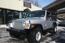 2005 JEEP WRANGLER / TJ UNLIMITED