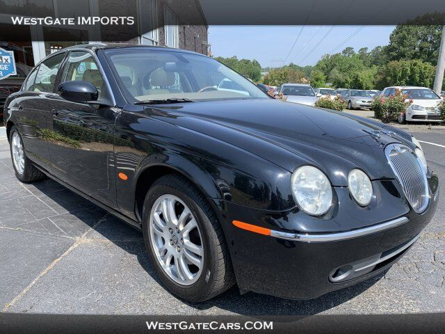 2005 Jaguar S-TYPE  Raleigh NC