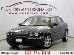 2005_Jaguar_X-TYPE_3.0L AWD_ Addison IL