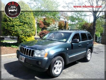2005_Jeep_Grand Cherokee_4WD Limited_ Arlington VA
